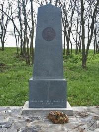 Pomník generála Valhuberta
