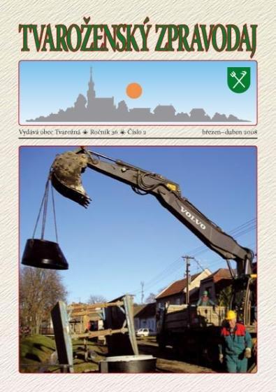 Zpravodaj č. 2/2008