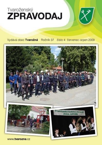 Zpravodaj č. 4/2009
