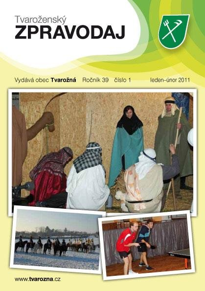 Zpravodaj č. 1/2011