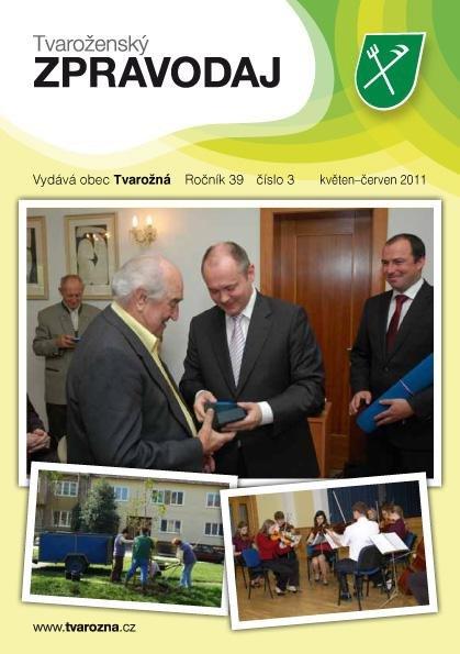 Zpravodaj č. 3/2011