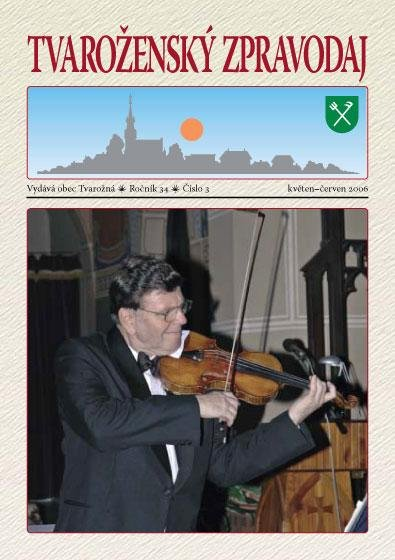 Tvaroženský zpravodaj 3/2006
